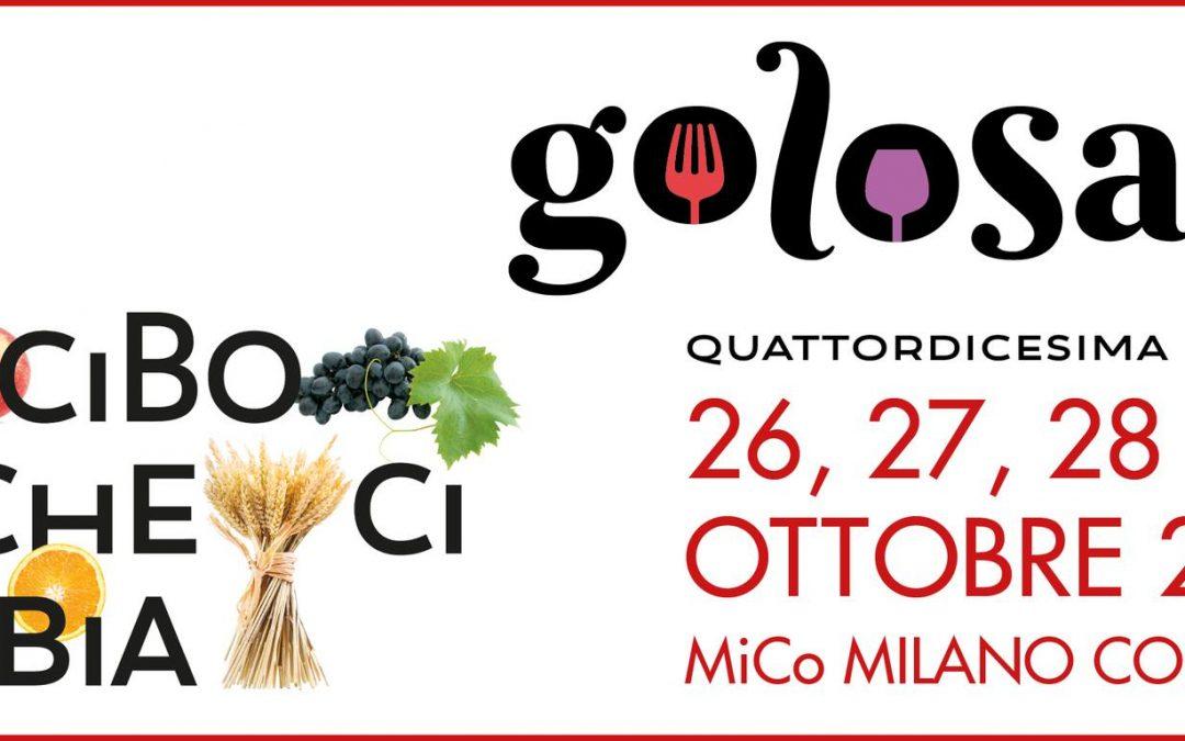 R'era 'd Minot a Golosaria – Milano 26.27.28 ottobre 2019
